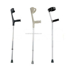 walking elbow crutch medical crutch retractable walking stick