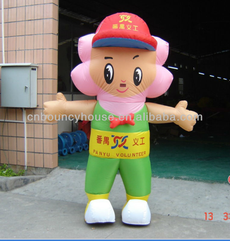 Advertising inflatables product for events, outdoor advertising inflatables for party