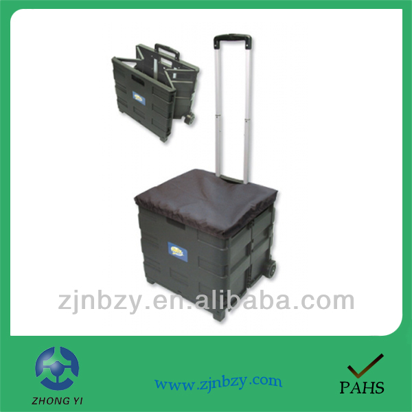 2018 High-Level Quality plastic trolley cart for car