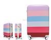 Hot sale cheap travel trolley colorful luggage bag