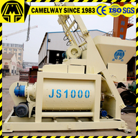 JS1000 Tractor Concrete Mixer Machinery Price