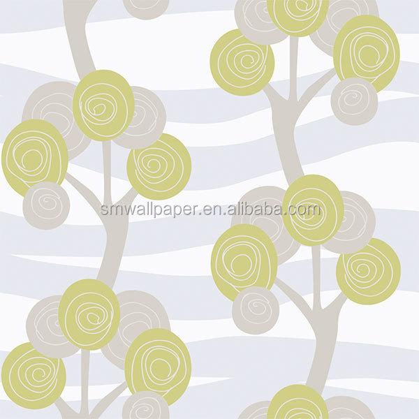 Colore verde carta da parati lavabile disegni per cucina for Carta da parati per cucina lavabile