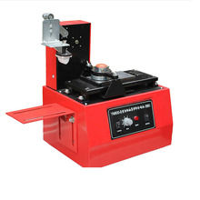 Electric Ink Watch Dial Pad Printing Machine