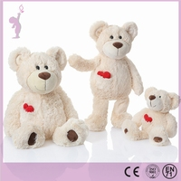 Alibaba teddy bear baby toys plush doll stuffed animals soft life size teddy bear plush toy