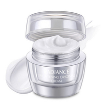 Natural organic skin care private label cosmetics brightening best face whitening cream OEM/ODM