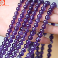 Amethyst stone price amethyst 4-10mm beads jewelry rough stone amethsyt
