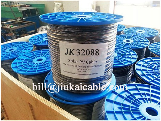 solar cable 2core 1.5mm electric cable with pvc insulated copper cable