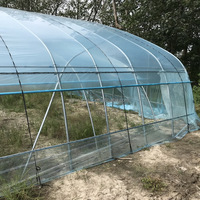 Cheap Polycarbonate Agricultural Greenhouse Low Cost