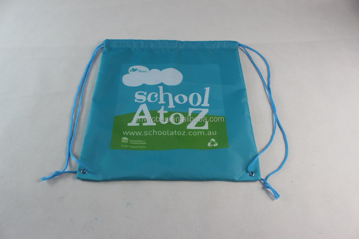 Polyester Cheap Student Book Bags