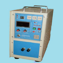 High frequency induction heating saw blade brazing machine