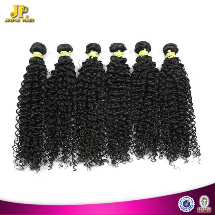 JP Hair Healthy New Style Mongolian Curly Hair Weaves For Black Women