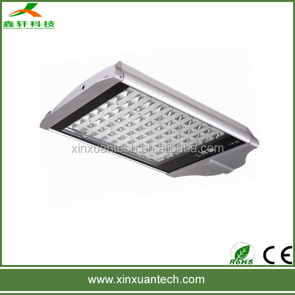 70w solar street lamp with aluminum street light housing