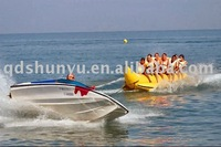 hot!!!(CE)PVC material 5 passengers colors optional river boat for sale