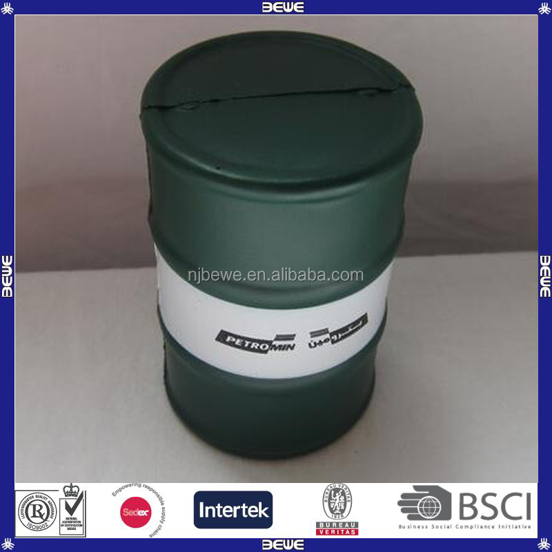 china manufacturer custom oil drum stress ball
