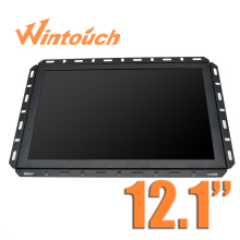 22 Inch High Resolution Open Frame Capacitive touch screen lcd digitizer monitor For Advertising ATM Karaoke POS