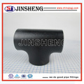 cangzhou low pressure butt weld equal plain pipe tee factory