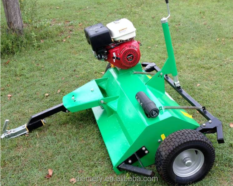 Atv Agriculture Flail Mulcher With Honda
