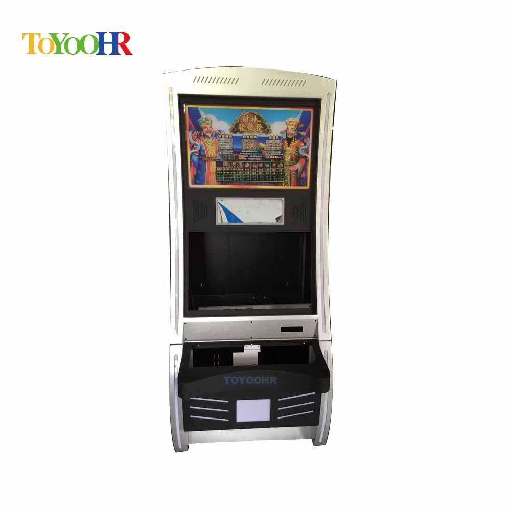 Slot Wms Juego Video Pantalla Táctil Mesa Push Button Juego ...