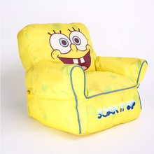 Wholesale Lovely New Design Cute soft and comfortable Leather baby bean bag chair