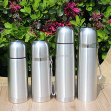NEW Vacuum Stainless Steel Insulated Double Wall Coffee Bottle FLASK 1 Liter 1000ml,stainless steel bullet thermo water bottle