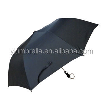 27 inch 2 fold golf umbrella with EVA handle auto open