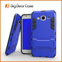 Hybrid mobile phone hard case cover for samsung galaxy j5