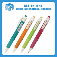 Simple design promotional plastic ball pen
