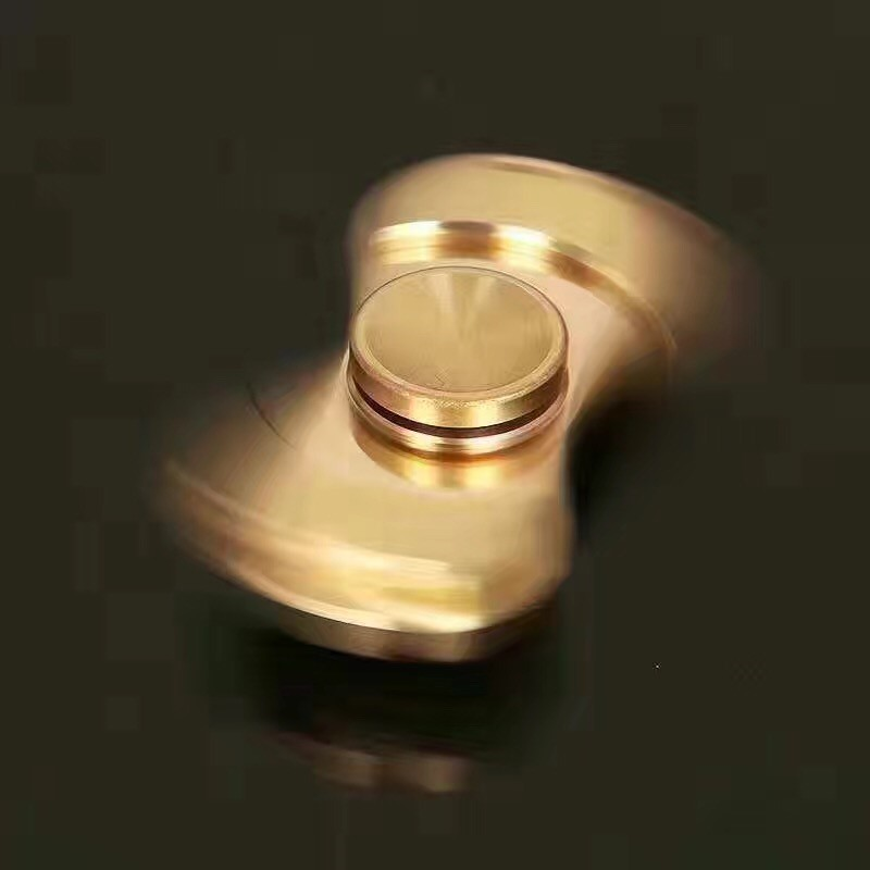 New Fidget Toy Hand Spinner With Brass Hand Spinner Toys