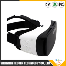 New arrival VR SMB Google Cardboard VR Virtual Reality 3D Glasses For 4.5-5.5 Inch Smart Phone