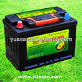 2014 Popular 12V74AH SLI Maintenance Free DIN 74 Car Battery -- 57413 MF
