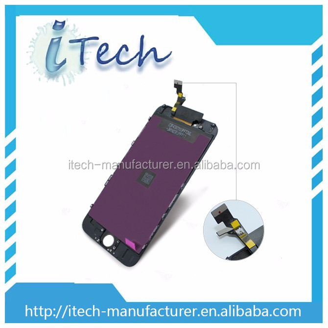 12 months warranty china mobile phone for iphone 6,for iphone 6 logic board,copy for iphone 6 touch screen digitizer