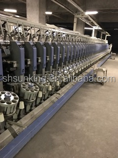 used muratec 21C autoconer textile machinery