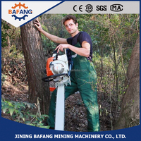New innovative gasoline 4.8kw chain saw 070 professional woodworking cutter price from China