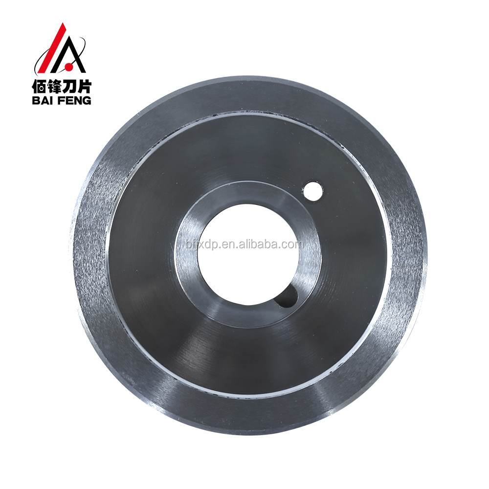 Carbide Magnetic Foil Circular Cutting Blade Knife For Pipe