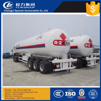 60cubic Meter 60000Liters 3 Axle China