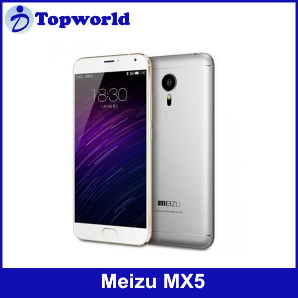 Newest 5.5 Inch Phone MEIZU MX5 MT6795 Helio X10 Turbo 2.2 GHz Octa Core 3GB RAM 32GB/64GB ROM 4G ITE Phone
