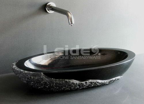 Absolute Black Granite Vessel Sink Buy Stone Wash Basin Black Granite Washing Basin Stone