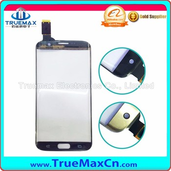 Hot Selling Replacement Parts for Samsung Galaxy S7 Edge Touch Screen Without Polarized Light