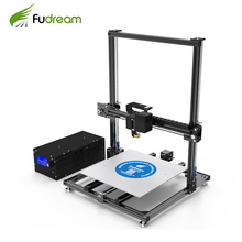 2018 China factory arduinoe fast Fudream auto bed leveling 3d metal printer