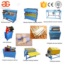 CE Provided Bamboo Making Machinery Toothpick Production Line For Sale