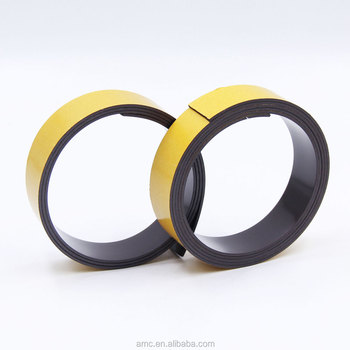 2018 new product self-adhesive magnetic tape