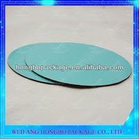 3mm blue color greaseproof cake circle
