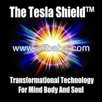 The Tesla Shield. Transformational Technology For Mind Body And Soul. Homeopathy Homeopathic Remedy Remedies