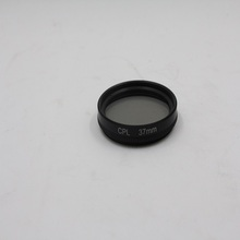 Linxing 37mm MC CPL Multi Coated Circle Polarizing Lens Filter for all Camera lens