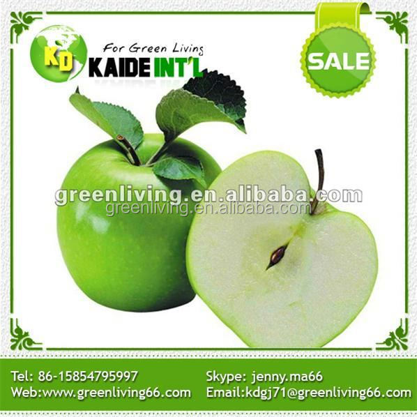 Chinese Green Apple Fruit