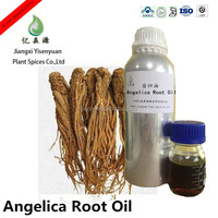 Distilled Natural Organic Angelica Root Essential oil With Factory Price