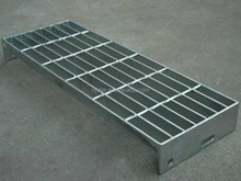 Hot Dip Galvanized Steel Stair Treads