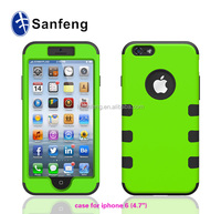 2014 hot sell Bumper case for iPhone 6 supplier