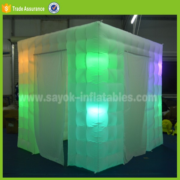 cool clap photo booth curtains lihgt used inflatable photo booth for sale