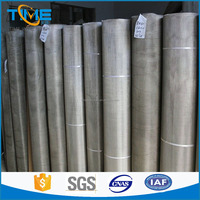Anping 302 304L 316 316L stainless steel wire mesh